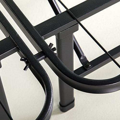 Zinus 12 SmartBase Mattress Frame, Box Spring Replacement, Quiet