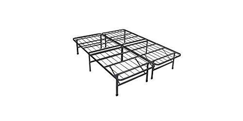 steel smart base bed frame