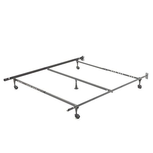 sturdy adjustable queen bed frame