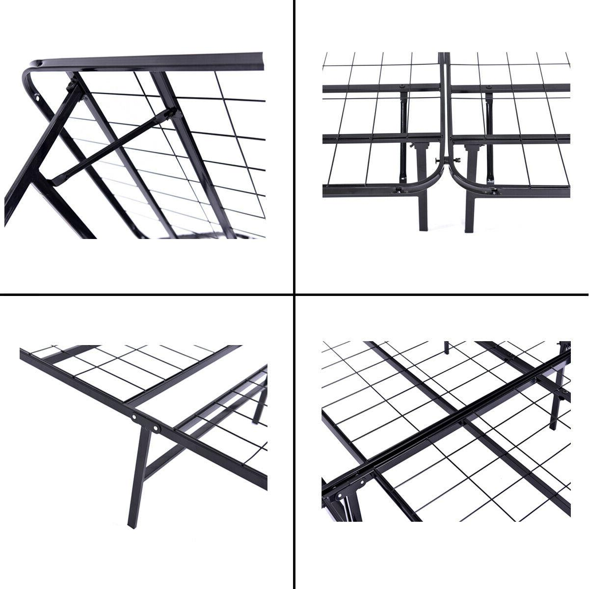 14/16/18 Bed Frame Slat FoundationTwin/Full/Queen