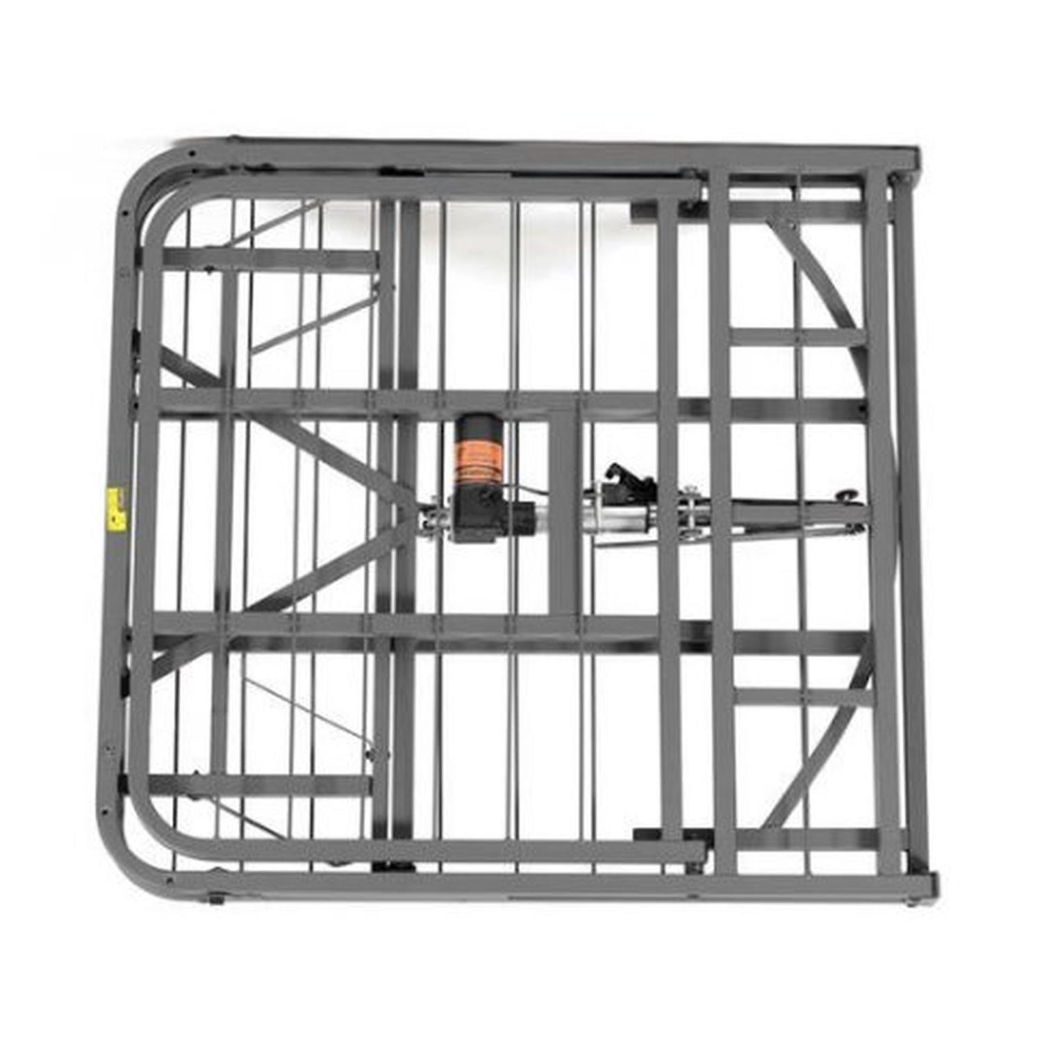 Twin BED FRAME Electric Lift Remote Foundation Base