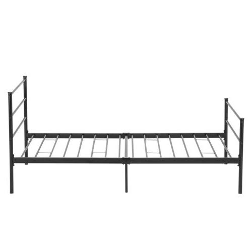 Twin Bed Frame Foundation Furniture Bedroom