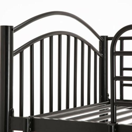 Twin Twin Bunk Bed Kids 2 Frames