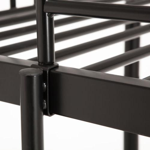 Twin Twin Metal Bunk Bed Kids or 2 Frames