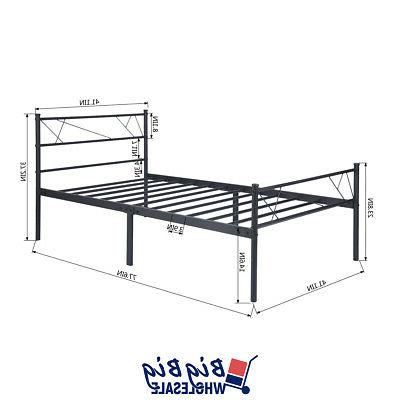 Twin Single Bed
