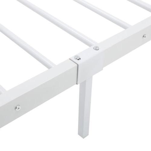 Twin Metal Bed Frame Footboard