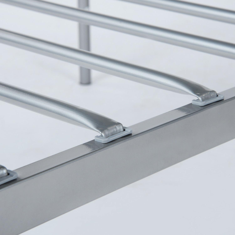 Twin Metal Frame Headboard