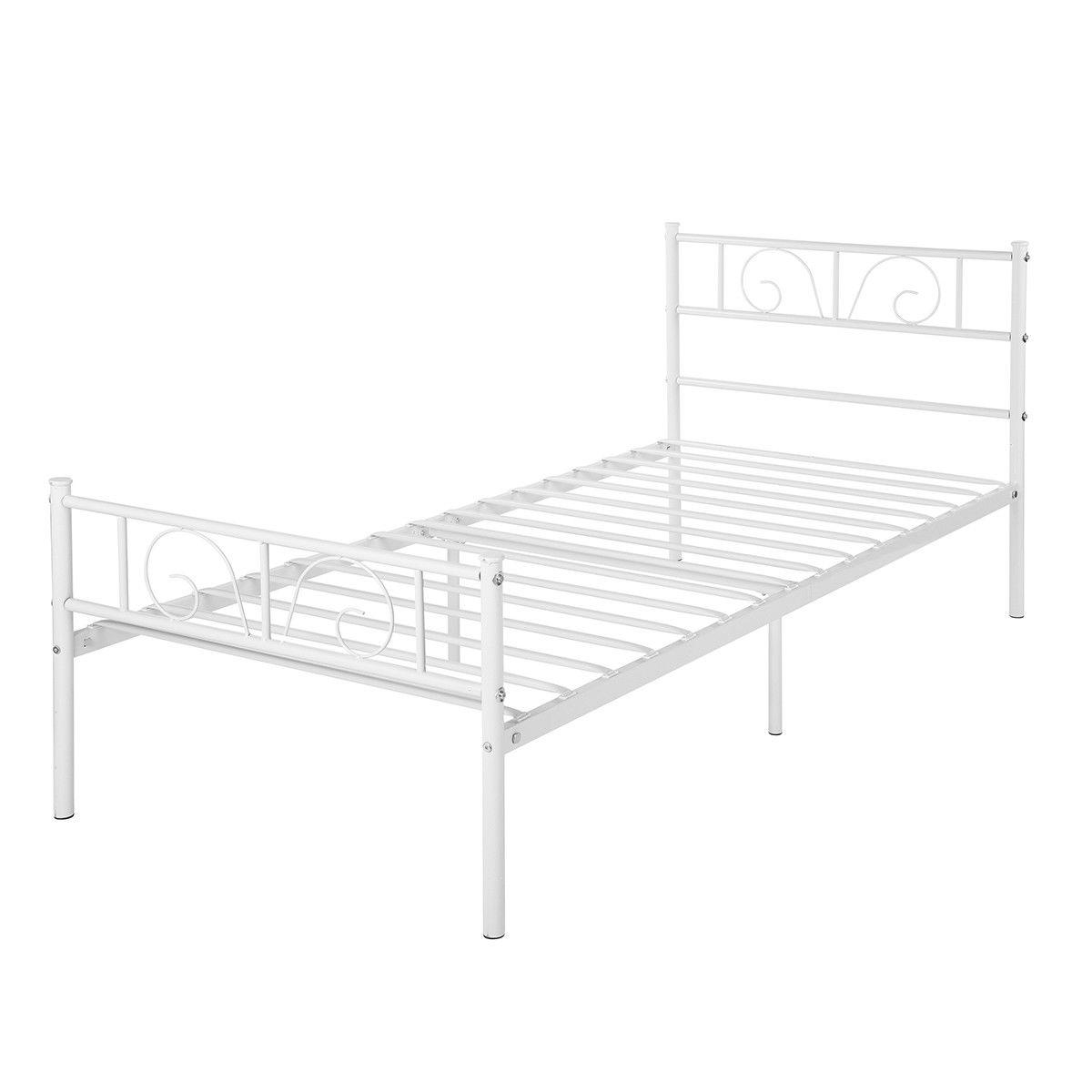 Twin Size Bed Headboards Furniture Legs