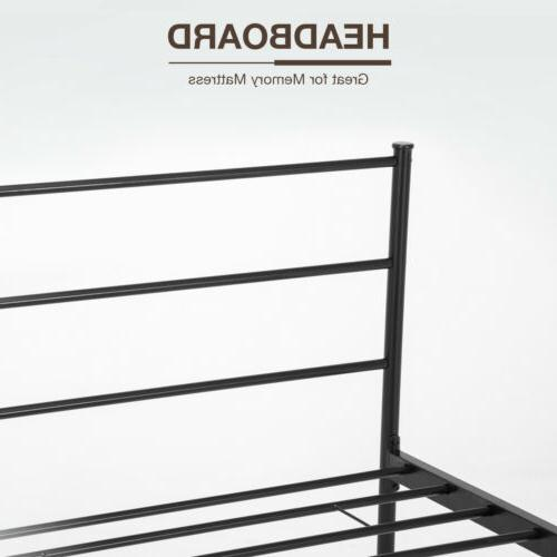 Twin Frame Platform w/ FootBoard Home