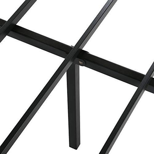 Olee Sleep VC18BX10F New Dura Steel Bed Frame, Full,