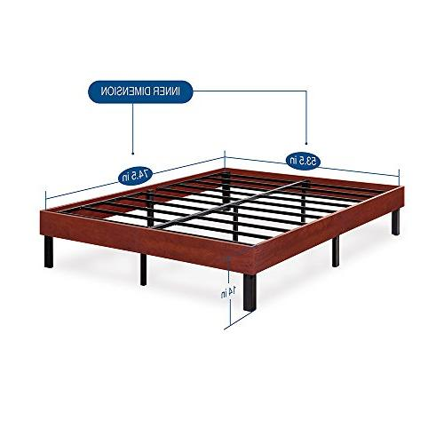 Olee Wood Bed support, 14''H, Full
