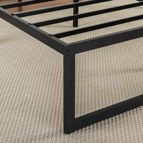Zinus Abel 14 Metal Platform Frame / Mattress No Box Sprin