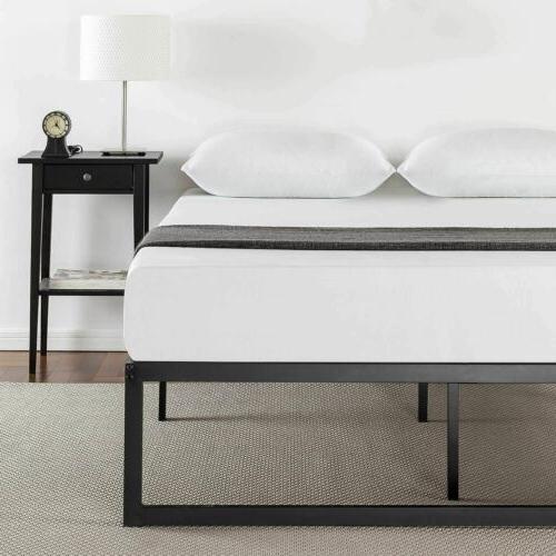 Zinus 14 Metal Bed / No Sprin