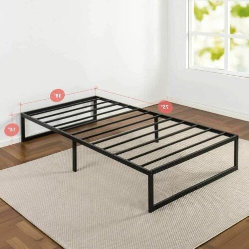 Zinus Abel Inch Metal Bed Frame / No Box