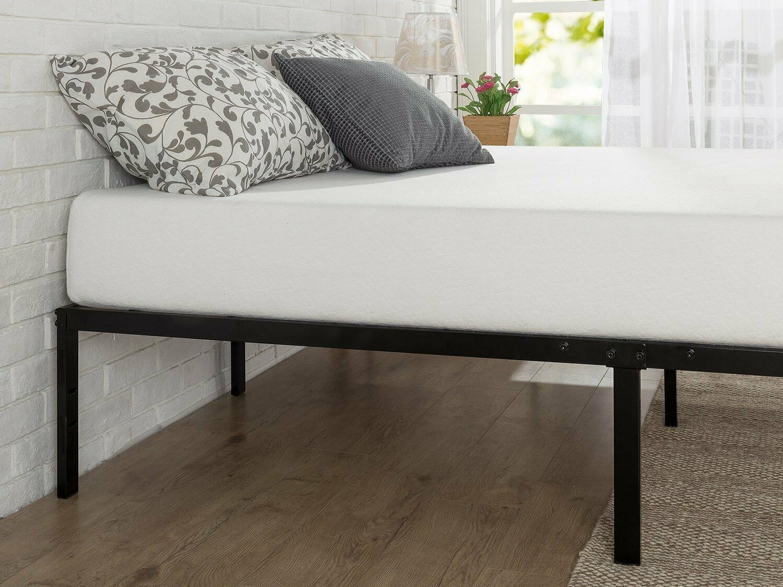 Zinus Van 16 Inch Metal Platform Bed Frame
