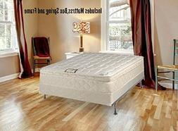 long lasting pillowtop fully assembled