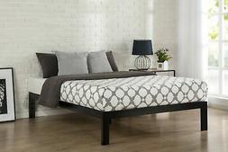 Zinus Lorrick Quick Snap TM 14 Inch Platform Bed Frame / Mat