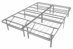Glenwillow Home EZ-Fold No-Tools Foldable Platform Bed Frame