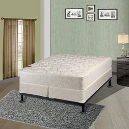 Spring Solution Mattress, 9-Inch Fully Assembled Orthopedic