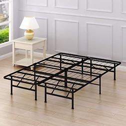 Simple Houseware 14-Inch Queen Size Mattress Foundation Plat