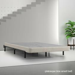 Metal Smart Box Spring 5 Inch Low Profile Platform Bed Frame
