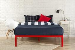 Zinus Modern Studio 14 Inch Platform 1500 Metal Bed Frame /
