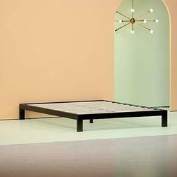 Zinus Modern Studio Platform 2000 Metal Bed FrameMattress Fo