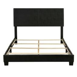 Modern Style Furniture Beds Composite Wood Bed Frame Queen B