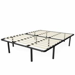 Zinus Bed Frames Sleep Master Wooden Slat Mattress Box Sprin