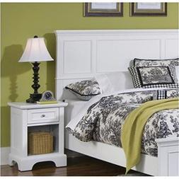 Home Styles Naples Queen Panel Headboard 2 Piece Bedroom Set