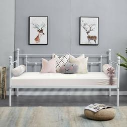 New Victoria Metal Daybed Metal Sofa Bed Frame Multifunction