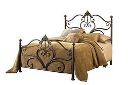 Newton Metal Bed - Size: Queen