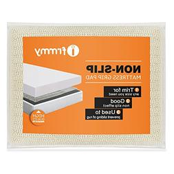 I FRMMY Non Slip Full Size Mattress Gripper and Area Rug Pad