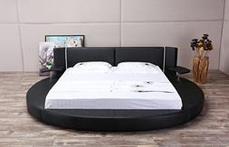 Oslo-X Round Bed Queen Size