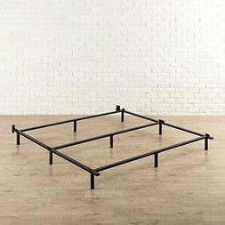 Zinus Paige Compack 7 Inch Heavy Duty Bed Frame, for Box Spr