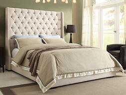 Diamond Sofa Park Avenue Low Profile Bed