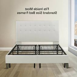 "Premier Platform 14"" Metal Base Foundation Bed Frame, Multip"