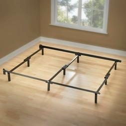 Platform Bed Frame Full Size Mattress Foundation Metal Base
