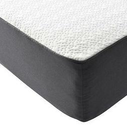 Wood Slats Metal Platform Bed Frame Mattress Foundation King