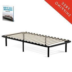 Platform Bed Frame Twin XL Mattress Size Modern Standard Bas