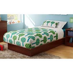 Platform Bed Frame Twin Size Kids Bedroom South Shore Multip