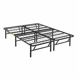 AmazonBasics Platform Bed Frame - Foldable, Under-Bed Storag