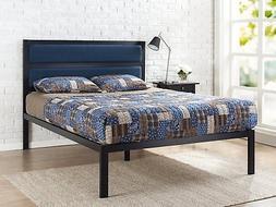 Zinus 16 Inch Platform Bed, Metal Bed Frame, Mattress Founda