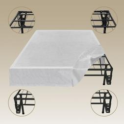 Sleep Master Platform Metal Bed Frame/Foundation Set , Twin