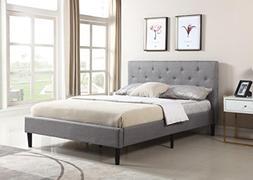 """Home Life Premiere Classics Cloth Dark Grey Silver Linen 51"""""""
