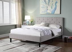 Life Home Premiere Classics Cloth Light Grey Silver Linen 51