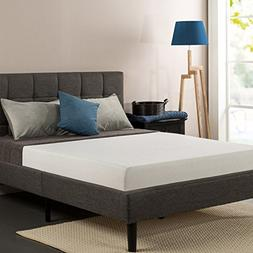 Sleep Master 10-Inch Pressure Relief Memory Foam Mattress an