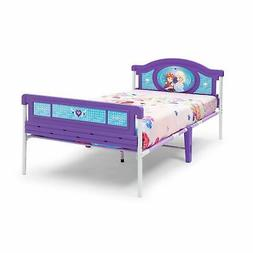 Disney Princess Frozen Twin Bed Kids Children Bedroom Furnit