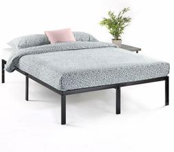 Best Price Mattress Full Bed Frame - 14 Inch Metal Platform