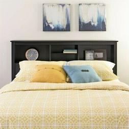 Prepac Full / Queen Bookcase Headboard - BSH-6643